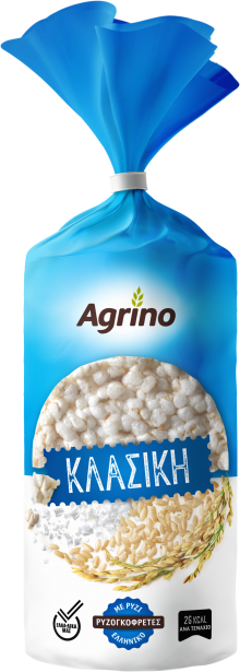 Agrino Lightly Salted rice Cakes 100g