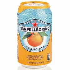 San Pellegrino Orange 330ml