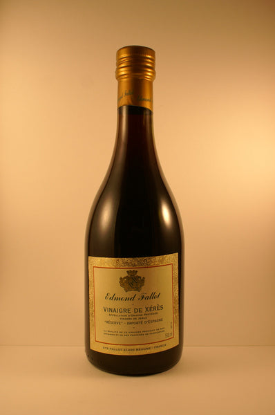 Edmond Fallot French Sherry Vinegar 500ml
