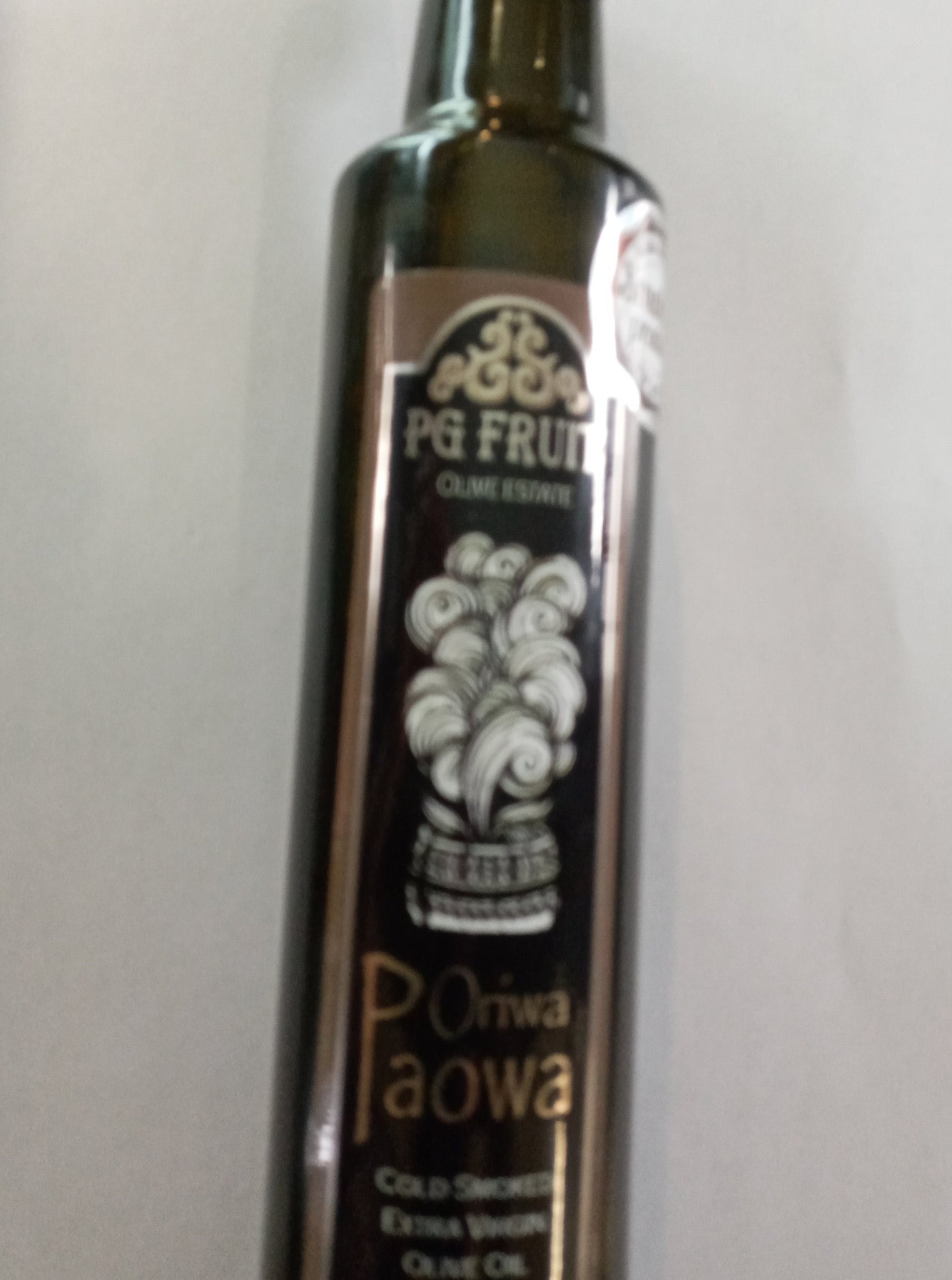 PG Fruit Oriwa Paowa Extra Virgin Olive Oil 250ml