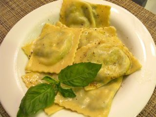 Spinach and Ricotta Ravioli 500g
