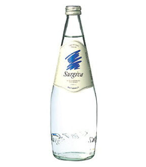 Surgiva Italian Natural Mineral Water Still 1L
