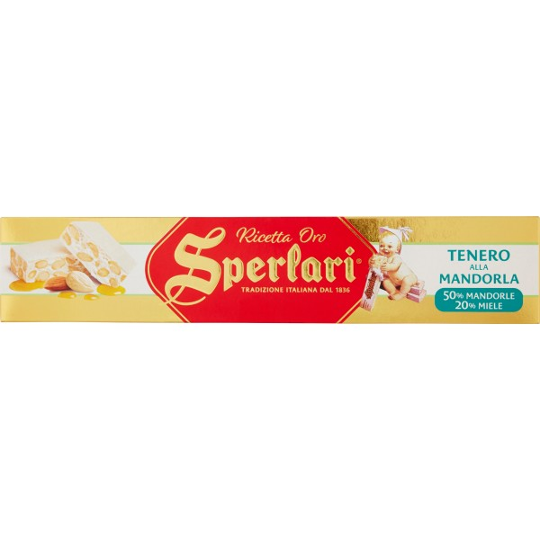 Sperlari Nougat With Almonds and Honey 200g
