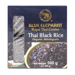 Blue Elephant Thai Black Rice 500g