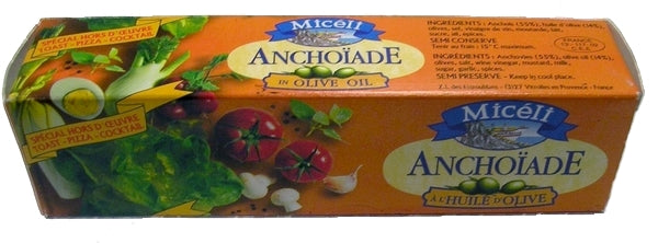 Miceli Anchovy Paste in Olive oil   100g