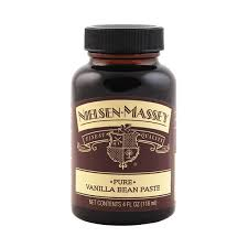 Nielsen-Massey Madagascar Bourbon Vanilla Bean Paste 118ml