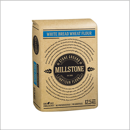 Millstone White Bread Wheat Flour 2.5kg