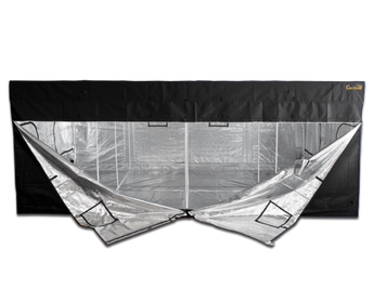 The Gorilla Grow Tent 10'x20' is the best indoor grow tent for the serious or professional indoor grower.