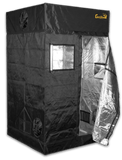 The HOME GARDENER XL indoor grow tent system by Smooth Home Growing features the Gorilla Grow Tent 4'x4'.