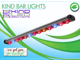 The KIND LED Indoor Growing Supplemental Bar Lights created by the makers of the world's best indoor grow lights, KIND LED.