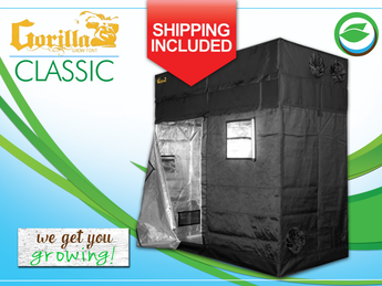 Gorilla Grow Tent Original starting at: