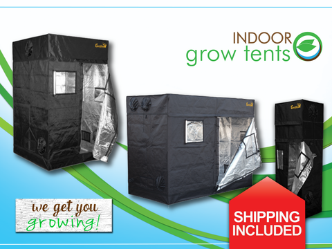 Shipping included on the best indoor grow tents from Gorilla Grow Tent. & Buy Indoor Grow Tents starting at: at Smooth Home Growing for only ...