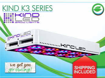 KIND LED Indoor Grow Lights K3 Series starting at: