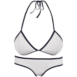 Diving Suit Material-neoprene Bikini Set Swimsuit Swimwear