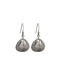 Mini Seashell Drop Earrings