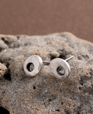Donat Stud Earrings