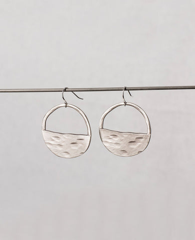 Large Inner Circle Earrings