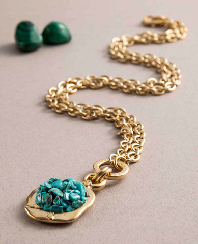 Long Timna Necklace