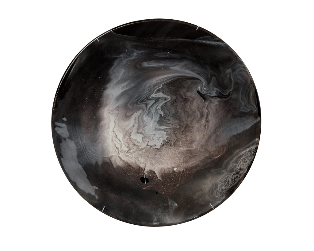 Marbled Wall Plate Large