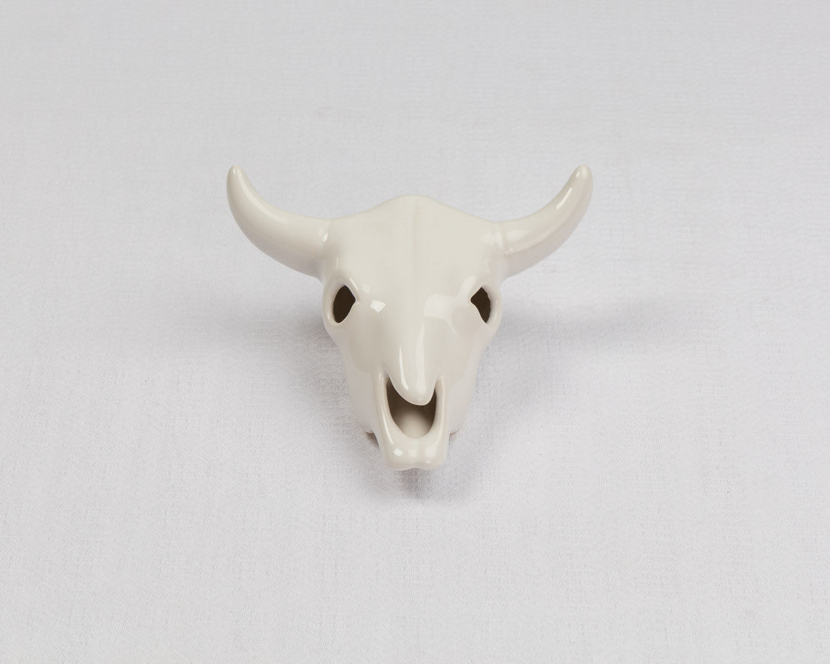 White Nguni Ornament