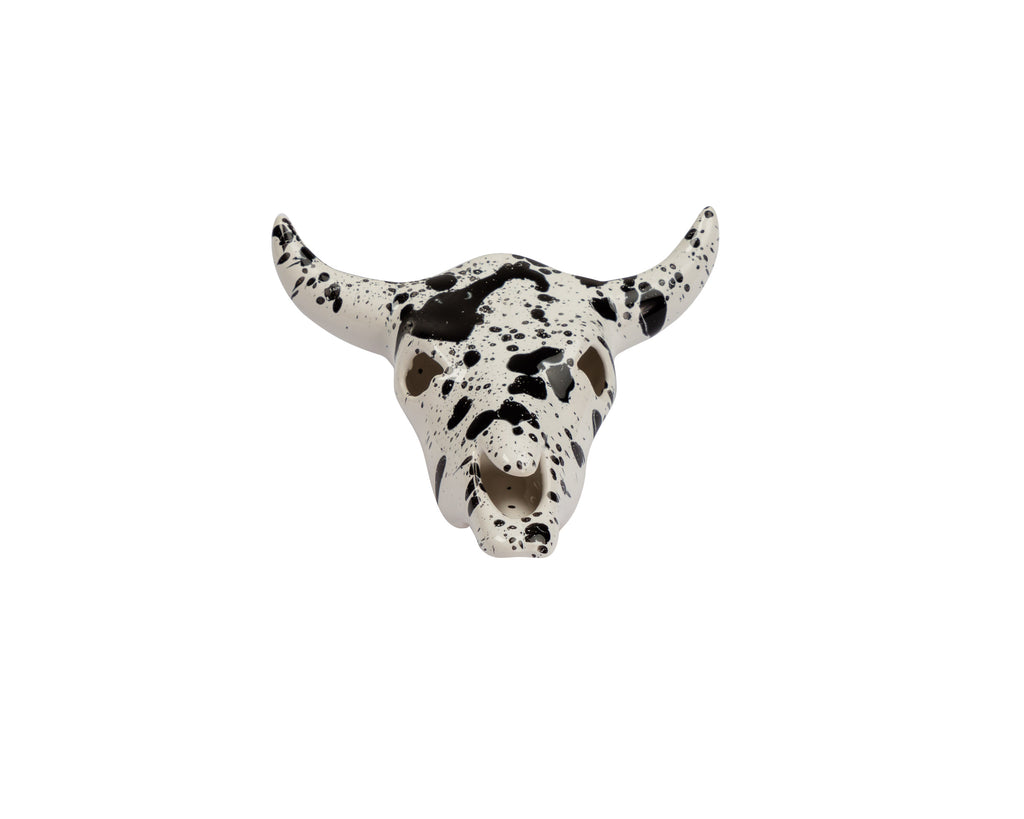 Splattered Nguni Ornament