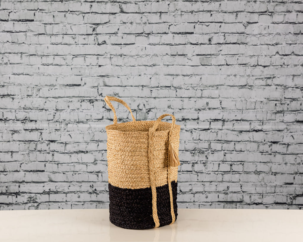 Small 2 tone Basket