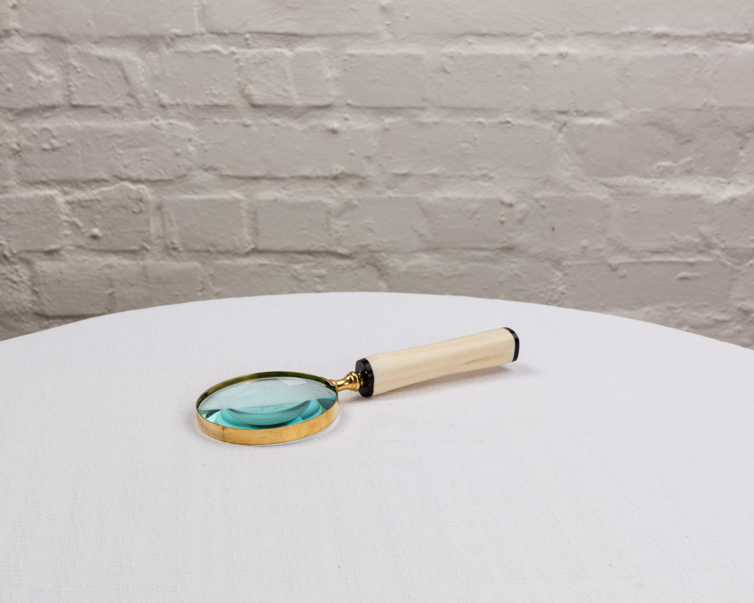 Bone Handled Magnifying Glass