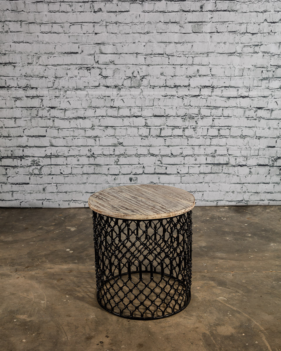 Jali Side Table