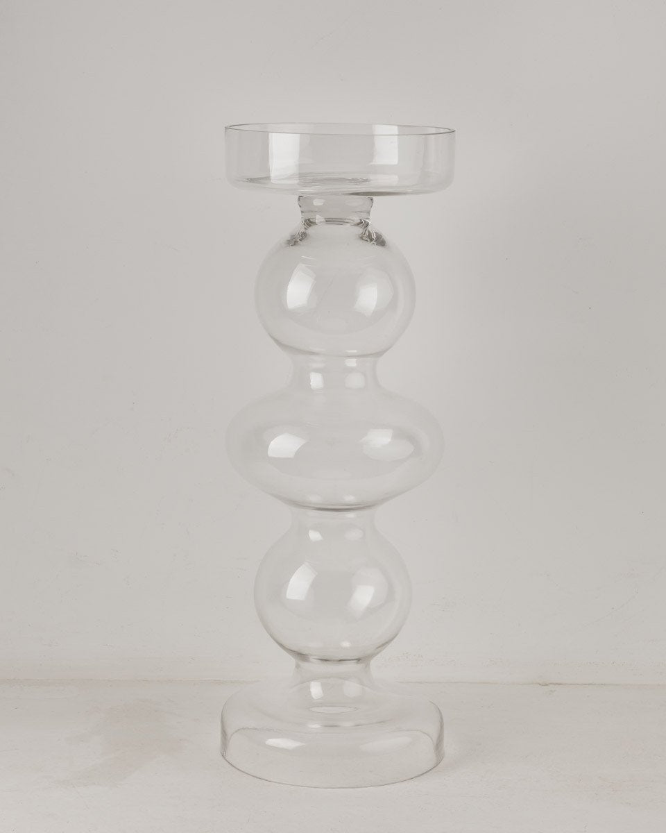 Extra Large Reversible Candleholder or Vase