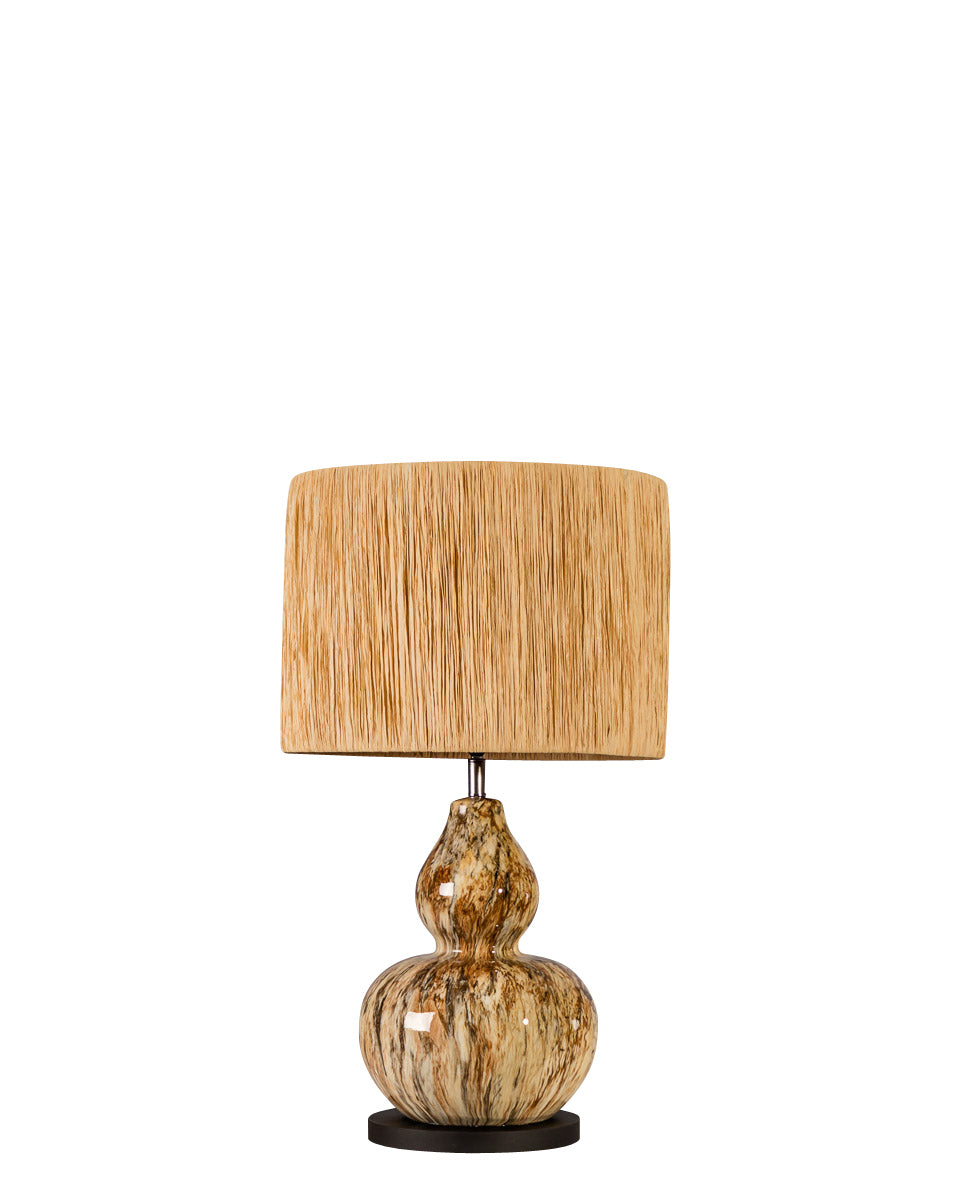 Italian-Style Designer Lamp with shade
