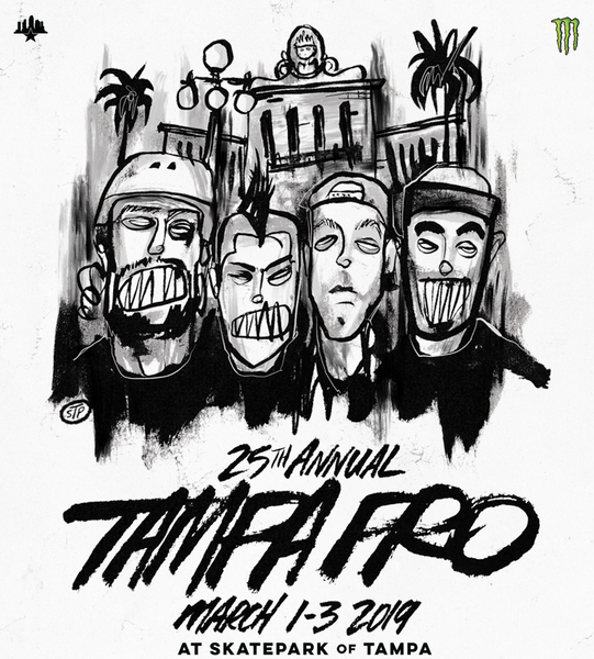 Tampa Pro 2019 is HERE! Will We See You There?