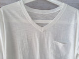 Cotton Pocketed Tshirt
