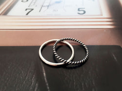 Two Rings (1.5mm + 1.7mm)