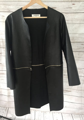 Artificial Leather Jacket