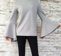 Loose Sleeved Sweater