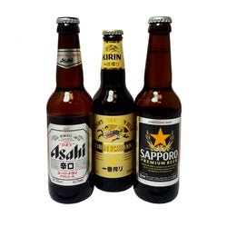 Japanese Beer Gift Set - Tasting Set
