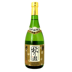 "Akinota Junmai Ginjo ""Autumn Fields"" 720ml"