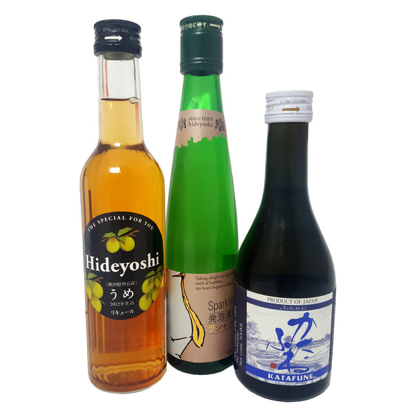 Japanese Alcohol Tasting Kit | SakeStore