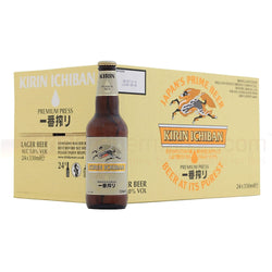 KIRIN ICHIBAN 330ML BOTTLE 330ML (Case of 24 Units) | SakeStore