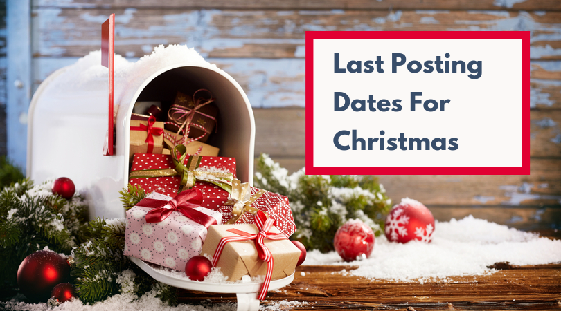 Last Order Dates For Christmas Delivery