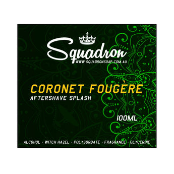 Coronet Fougère Aftershave