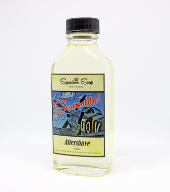 Scramble! Aftershave