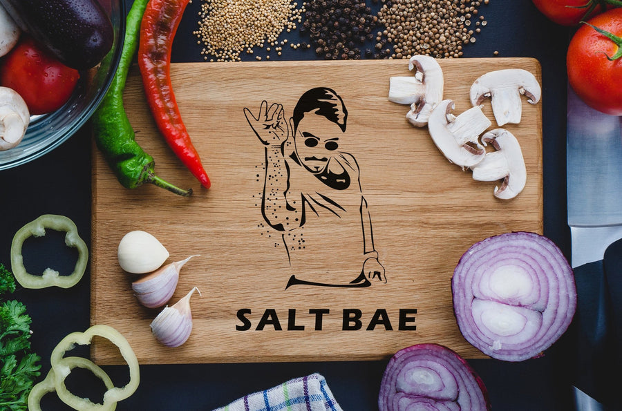 Salt Bae - TheHrdwood
