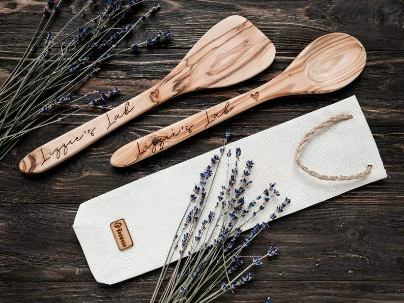 Spoon & Spatula set