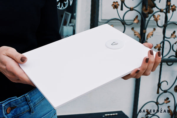 Ostrozac Castle, illustration by Ina Cano