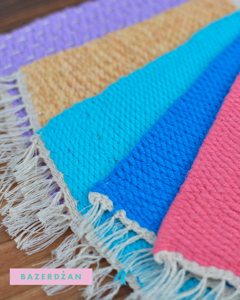 Bogda Rukotvorine Woollen coasters ( different colours ) - Bazerdzan