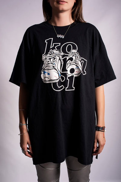 """Koraci"" Frenkie T-Shirt (Material: Cotton)"