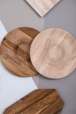 Cutting board - Hora (Material: Walnut)