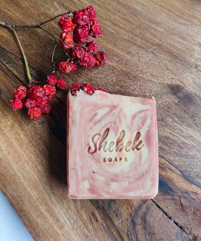 """Candy"" soap by Shebek Soaps - Bazerdzan"