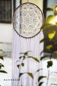 Bosnian Embroidered Dream Catcher